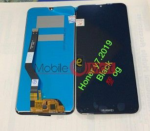 Lcd Display With Touch Screen Digitizer Panel For Huawei Y7 (2019)