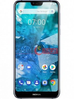 Touch Screen Digitizer For Nokia 7.1