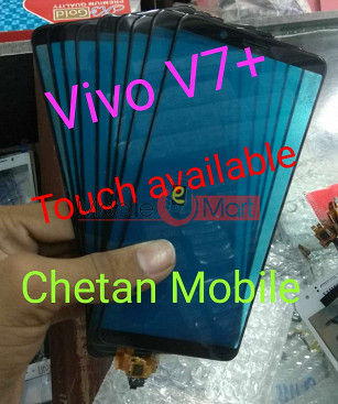 Touch Screen Digitizer For Vivo V7 Plus