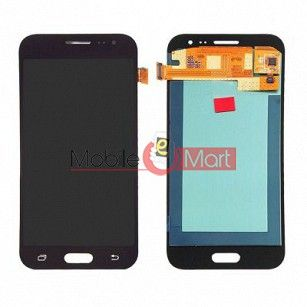 Lcd Display With Touch Screen Digitizer Panel For Samsung Galaxy J2(Black)
