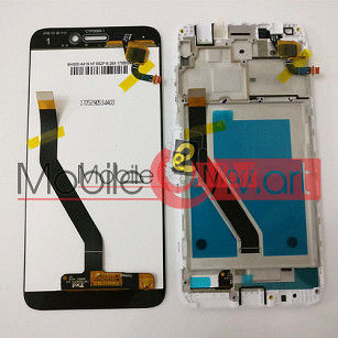 Lcd Display With Touch Screen Digitizer Panel For Honor Holly 4 (White)