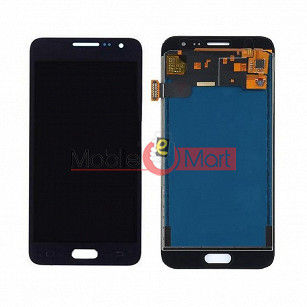 Lcd Display With Touch Screen Digitizer Panel For Samsung Galaxy J3 (Black)