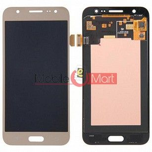 Lcd Display With Touch Screen Digitizer Panel For Samsung Galaxy J5 (2016) - Black