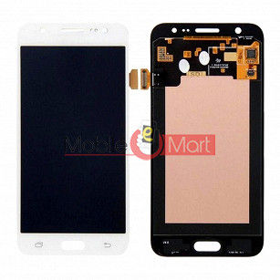 Lcd Display With Touch Screen Digitizer Panel For Samsung Galaxy J7( 2016) - Black