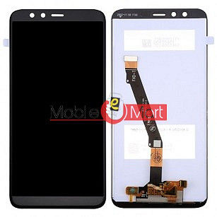 Lcd Display With Touch Screen Digitizer Panel For Honor 9 Lite(Black)