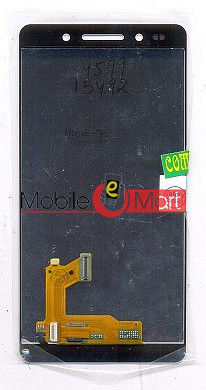 Lcd Display With Touch Screen Digitizer Panel For Huawei Honor 7(Black)