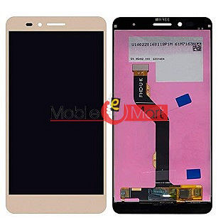 Lcd Display With Touch Screen Digitizer Panel For Huawei Honor 5X(Black)