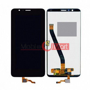 Lcd Display With Touch Screen Digitizer Panel For Huawei Honor 7X(Black)