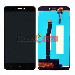 Lcd Display With Touch Screen Digitizer Panel For Xiaomi Redmi 4 (Black)