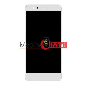 Lcd Display With Touch Screen Digitizer Panel For Huawei Nova 2(Black)
