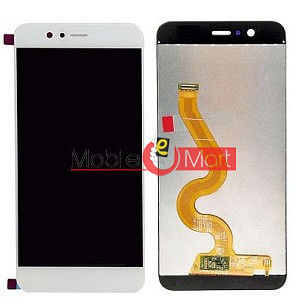 Lcd Display With Touch Screen Digitizer Panel For Huawei Nova 2 Plus(Black)