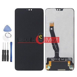 Lcd Display With Touch Screen Digitizer Panel For Huawei Honor 8X(Black)