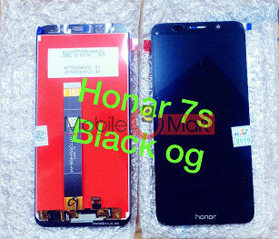 Lcd Display With Touch Screen Digitizer Panel For Huawei Honor 7s(Black)