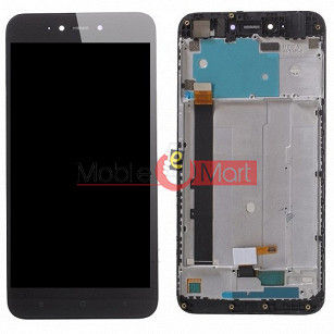 Lcd Display With Touch Screen Digitizer Panel For Xiaomi Redmi Y1 (Black)