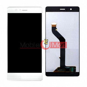 Lcd Display With Touch Screen Digitizer Panel For Huawei P9 lite(Black)