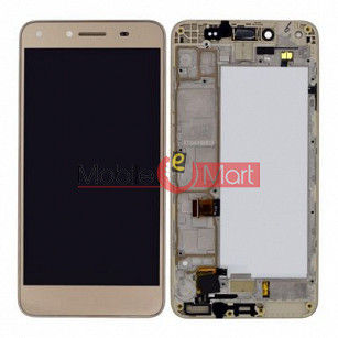 Lcd Display With Touch Screen Digitizer Panel For Huawei Honor Bee 4G(Black)