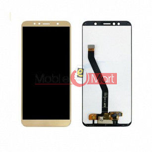 Lcd Display With Touch Screen Digitizer Panel For HUAWEI Y6 Prime (Black)2018
