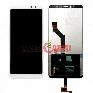 Lcd Display With Touch Screen Digitizer Panel For Xiaomi Redmi Y2 (Black)
