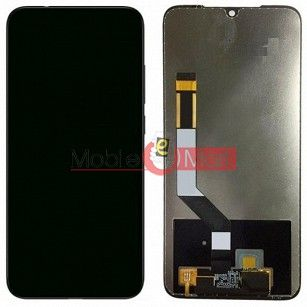 Lcd Display With Touch Screen Digitizer Panel For Xiaomi Redmi Note 7 (Black)