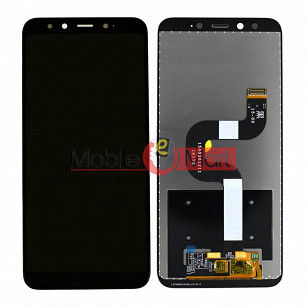 Lcd Display With Touch Screen Digitizer Panel For Xiaomi Mi A2 - Black