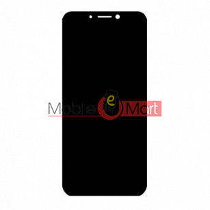Lcd Display With Touch Screen Digitizer Panel Combo Folder Glass For Micromax C2A Plus