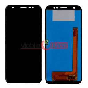 Lcd Display With Touch Screen Digitizer Panel Combo Folder Glass For Yu Ace YU5014 (Black)