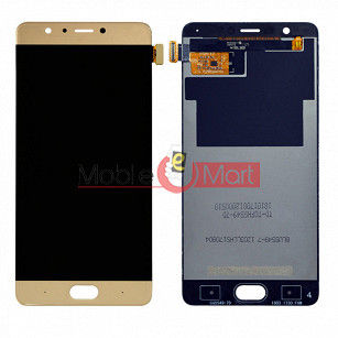 Lcd Display With Touch Screen Digitizer Panel Combo Folder Glass For Panasonic Eluga Ray 700 (Black)