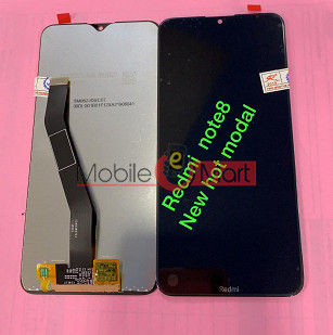 Lcd Display With Touch Screen Digitizer Panel For Xiaomi Redmi Note 8