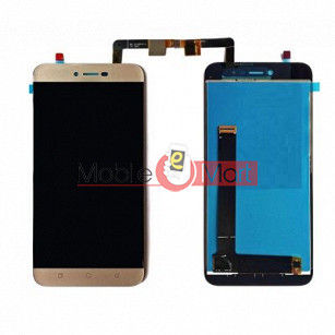 Lcd Display With Touch Screen Digitizer Panel Combo Folder Glass For coolpad note 3s (Black)