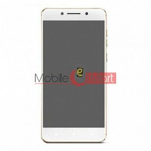 Lcd Display With Touch Screen Digitizer Panel Combo Folder Glass For Coolpad Cool S1(Black)
