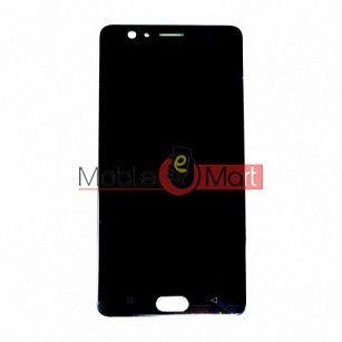 Lcd Display With Touch Screen Digitizer Panel Combo Folder Glass For Coolpad Note 6 (Black)
