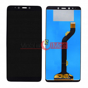 Lcd Display With Touch Screen Digitizer Panel For Infinix Note 5 (Black)