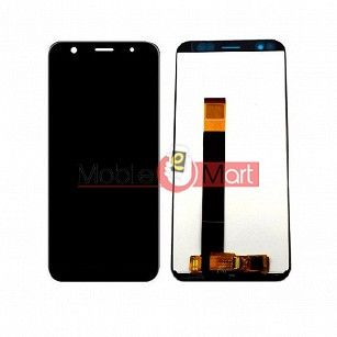 Lcd Display With Touch Screen Digitizer Panel Combo Folder Glass For Asus Zenfone Max M1  (Black)