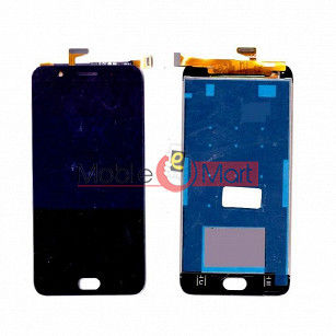Lcd Display With Touch Screen Digitizer Panel Combo Folder Glass For Vivo Y69 - Black