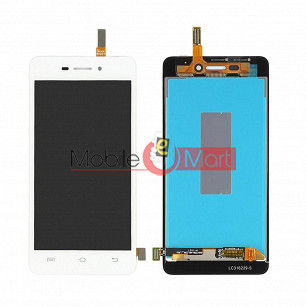 Lcd Display With Touch Screen Digitizer Panel Combo Folder Glass For Vivo Y31L (Black)