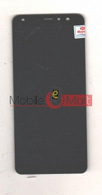 Lcd Display With Touch Screen Digitizer Panel Combo Folder Glass For Mobiistar X1 Dual  (Black)