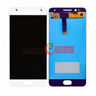 Lcd Display With Touch Screen Digitizer Panel Combo Folder Glass For Comio S1 (Black)