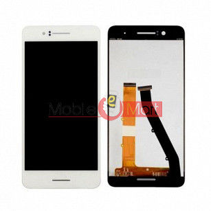 Lcd Display With Touch Screen Digitizer Panel Combo Folder Glass For HTC Desire 728 Dual Sim (Black)