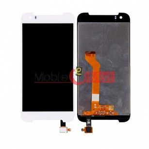 Lcd Display With Touch Screen Digitizer Panel Combo Folder Glass For HTC Desire 830 (Black)