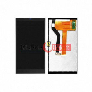 Lcd Display With Touch Screen Digitizer Panel Combo Folder Glass For  HTC Desire 626 (Black)