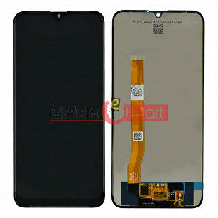 Lcd Display With Touch Screen Digitizer Panel Combo Folder Glass For OPPO A1K (Black)