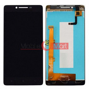 Lcd Display With Touch Screen Digitizer Panel Combo Folder Glass For Lenovo A6000