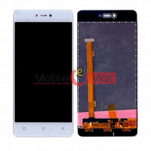 Lcd Display With Touch Screen Digitizer Panel Combo Folder Glass For Gionee F103 Pro (Black)