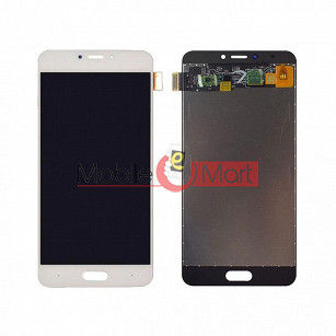 Lcd Display With Touch Screen Digitizer Panel Combo Folder Glass For Gionee S6 Pro (Black)