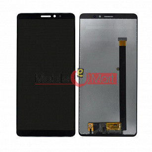 Lcd Display With Touch Screen Digitizer Panel Combo Folder Glass For Gionee M7 Power (Black)