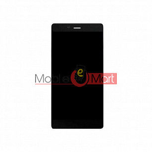 Lcd Display With Touch Screen Digitizer Panel Combo Folder Glass For InFocus M510 (Black)