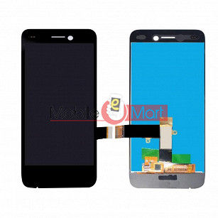 Lcd Display With Touch Screen Digitizer Panel Combo Folder Glass For InFocus M350 (Black)