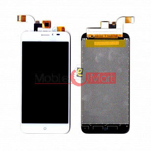 Lcd Display With Touch Screen Digitizer Panel Combo Folder Glass For InFocus A2 (Black)