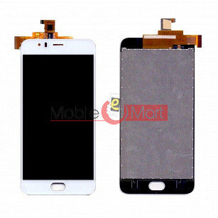Lcd Display With Touch Screen Digitizer Panel Combo Folder Glass For  InFocus A3 (Black)