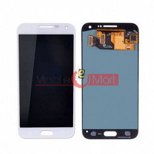 Lcd Display With Touch Screen Digitizer Panel Combo Folder Glass For Samsung Galaxy E5 (Black)